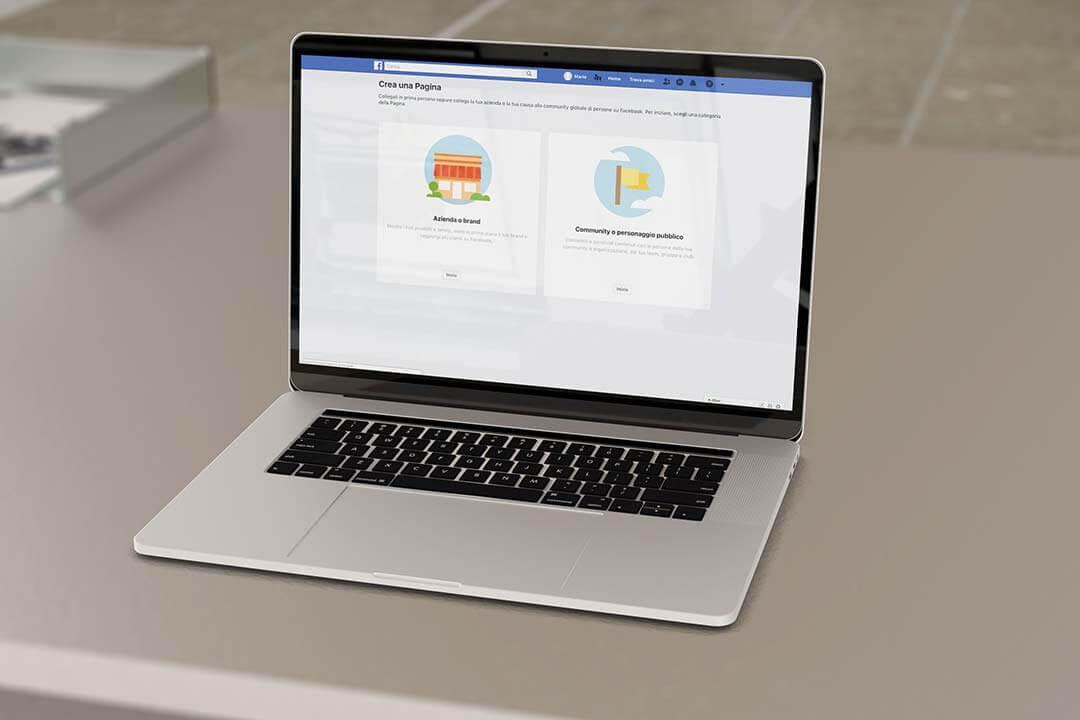 Guida pratica per negozianti: come creare una Pagina Facebook