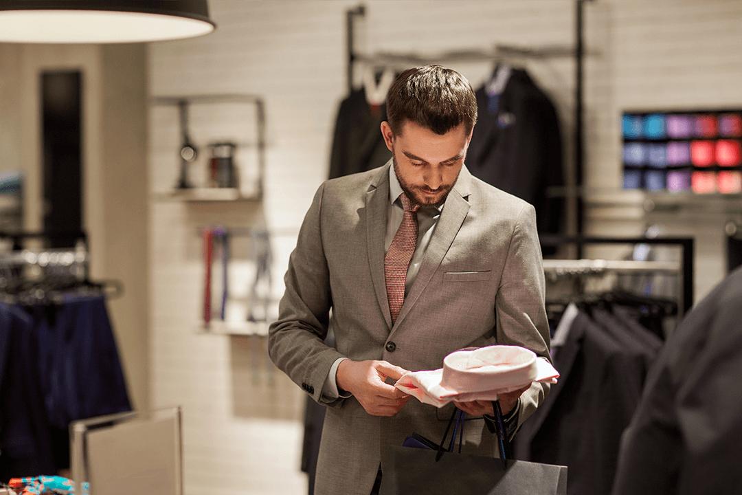 Negozio abbigliamento ed intimo uomo: come arredarlo al meglio